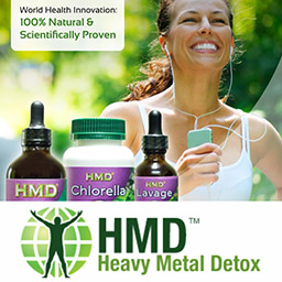 HMD, heavy metal detox